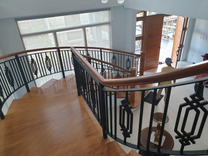 Stair Steps - Rosewood